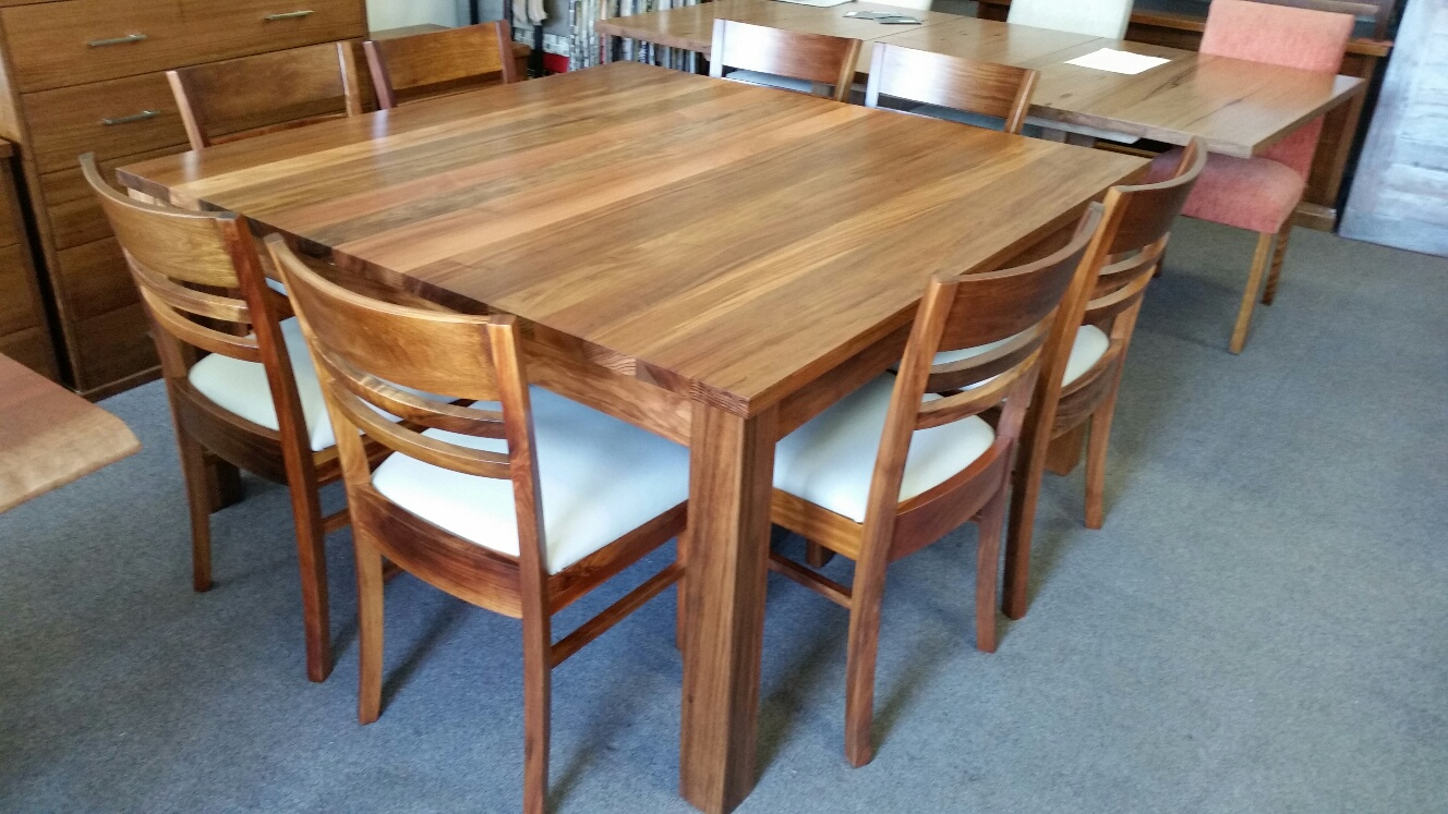 83 Timber Dining Table Recycled Tables Perth Solid